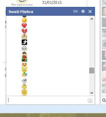 Facebook Chat Meme Codes - how to put smiley emoticons photos animated letters memes