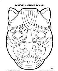mayan mask template google wednesday night bible study