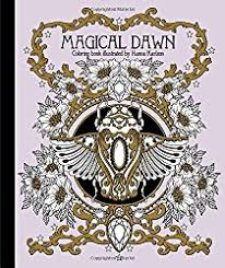 magical dawn coloring book review coloring queen