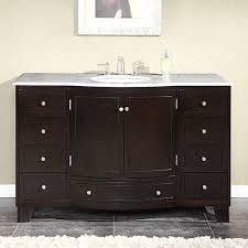 silkroad exclusive 55 single bathroom vanity set reviews