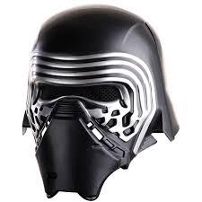 halloween title transparent background star wars the force awakens boys kylo ren full helmet
