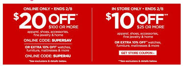 black friday store coupons jcpenney 10 off 25 purchase coupon u2013 utah sweet savings