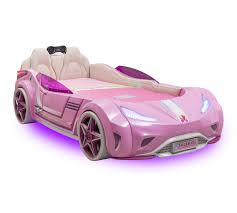 toddler car bed cars decor ideas pink racing loversiq