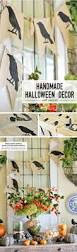 handmade halloween decor with stencils stencil stories