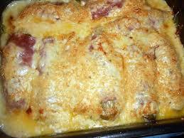 cuisiner endives au jambon recette de gratin d endives au jambon