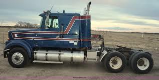white volvo truck 1985 volvo white gmc semi truck item g7281 sold june 8