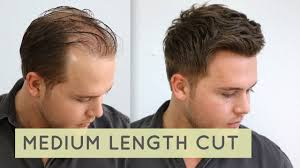 medium length haircut for men spring summer hairstyle 2017 mit