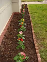 simple flower garden interior design