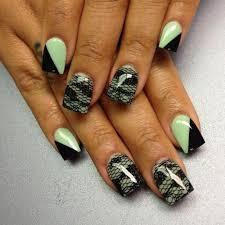 148 best lace nail designs images on pinterest lace nails black