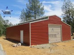 Tractor Barn Low Cost Barns Bluestar Steel Buildings