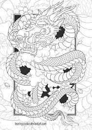 12 dragon colouring images coloring sheets