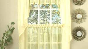 Blue And Yellow Kitchen Curtains Decorating Yellow Kitchen Curtains Kitchen Curtains Blue Endearing Blue And