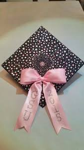 buy graduation cap diy sparkly graduation cap decoration that everyone will see just