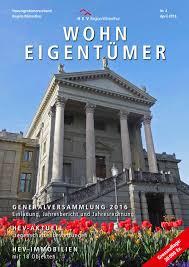 Einbauk He Winkelk He Wohneigentuemer 4 2016 By Hev Objekte Issuu