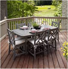 Walmart Patio Sets Furniture Patio Dining Sets On Sale Statesville 7 Piece Padded