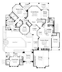 spanish style home plans sater design collection home plans