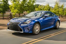 lexus affordable sports car 2016 lexus rc 200t review sportiness with aggressive styling