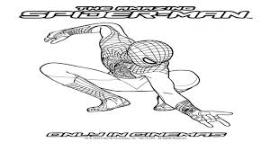 spiderman coloring pages for kids printable u2014 fitfru style