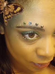 Mother Nature Makeup For Halloween by Nature Fairy Makeup Images