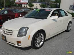 2006 white diamond cadillac cts sport sedan 8958820 gtcarlot