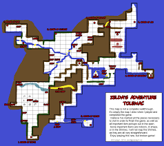 Adventure Map Zelda U0027s Adventure Map Of Tolemac For Cd I By Dadaph Gamefaqs
