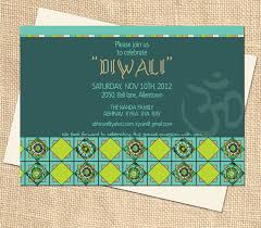 Diwali Invitation Cards Printable Diy Elegant Om Diwali Party Personalized Invitation