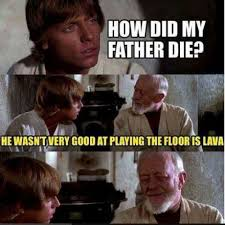 Meme Star Wars - goddamnit ben star memes and starwars