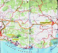 Guantanamo Bay Map Www Cubacasas Net U2022 U2022 Guantanamo Provincia Guantanamo