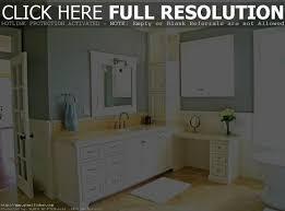 navy blue and yellow bathroom house design ideas