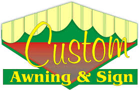 Signs And Awnings Customawningandsign Awnings And Signs