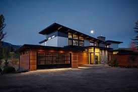 architect design kit home casa con techo inclinado y estilo rustico casas pinterest