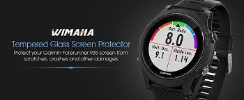 amazon garmin black friday amazon com garmin forerunner 935 screen protector wimaha 2 pack