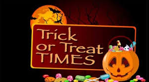 official 2017 trick or treat hours announced and this year the