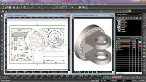 design and drafting in turbocad windows turbocad via imsi design