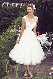 tea length wedding dresses wedding dresses vintage best photos page 4 of 4 tea length