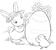 easter coloring printable easter coloring free easter coloring