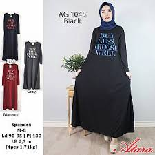 blazer wanita muslimah modern grosir busana muslim tanah abang