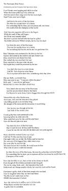 New Lyrics S Hurricane New Lyrics By Jodi