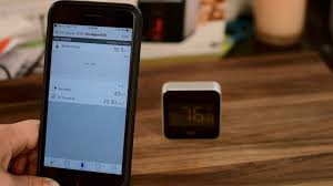 Home Kit by Elgato Debuts Eve Degree Homekit Sensor Video Review