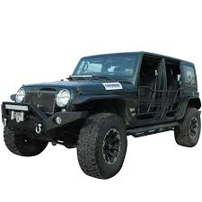 jeep bumpers 07 16 jeep wrangler jk aluminum full width front bumper