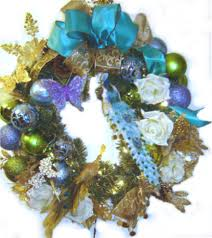 royal wreaths