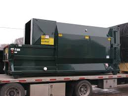 Built In Trash Compactor by Wet Trash Compactors For Commercial U0026 Industrial Use Nedland