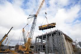 ainscough crane hire show ingenuity u0026 technical excellence