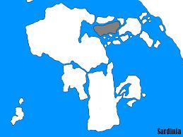 Sardinia Map Sardinia Region Lucerne Wiki Fandom Powered By Wikia