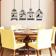 popular love birds murals buy cheap love birds murals lots from bird cage love birds on branch wall art stickers decals home diy decoration wall mural removable