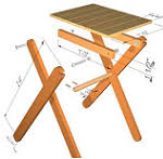 Free Patio Table Plans by Patio Table Outdoor Table Lawn Table Folding Table Plans