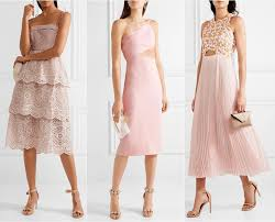what to wear with a light pink dress pastel pink dress what color shoes with light pink dress
