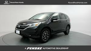 rock honda used cars 2016 used honda cr v 2wd 5dr se at rock honda serving