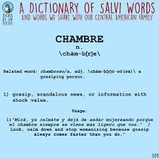 d o chambre b salvi dictionary