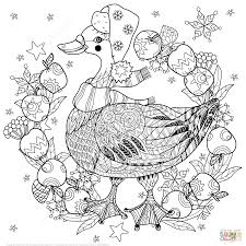 printable coloring pages zentangle free printable christmas zentangle coloring pages printable for